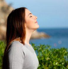 La importancia de respirar por la nariz.